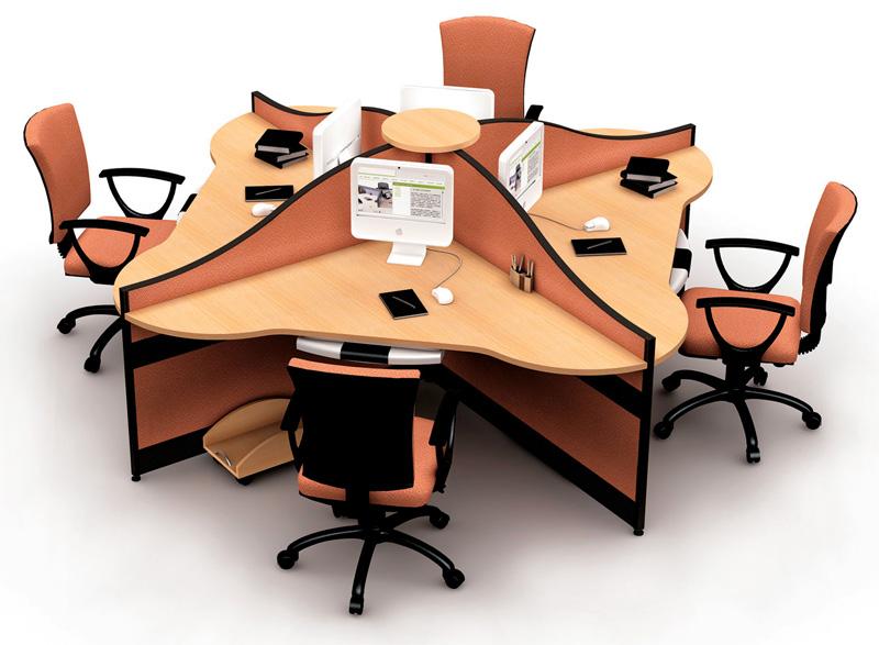 workstation design office interiors